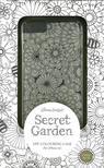 Johanna Basford - Titkos kert DIY sz�nezhet� h�tlap - iPhone 6 �s Iphone 6s k�sz�l�khez