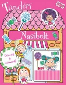- T�nd�ri Nasibolt - illatos �s matric�s foglalkoztat�k�nyv