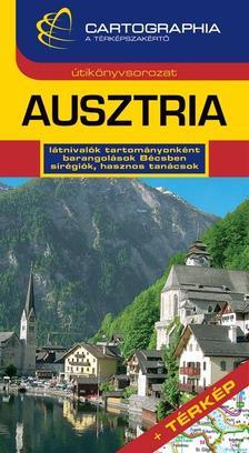 Cartographia Kiadó - Ausztria útikönyv