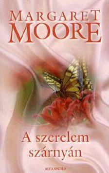 Margaret Moore - A szerelem sz�rny�n