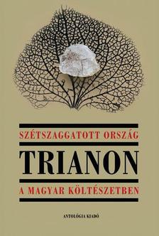 B�r� Zolt�n (szerk., v�l.) - SZ�TSZAGGATOTT ORSZ�G - TRIANON A MAGYAR K�LT�SZETBEN