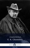Chesterton G. K. - Delphi Complete Works of G. K. Chesterton (Illustrated) [eKönyv: epub,  mobi]