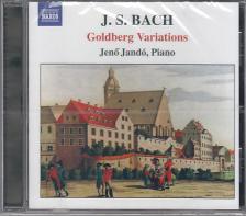 Bach - GOLDBERG VARIATIONS CD JANDÓ JENŐ