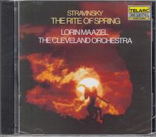 STRAWINSKY - LE SACRE DU PRINTEMPS CD
