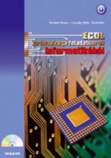 �BRAH�M FERENC, CSANAKY ATTILA - ECDL pr�bavizsga-feladatsorok informatik�b�l (CD-mell�klettel)