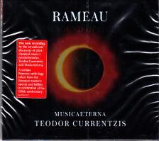 RAMEAU - THE SOUND OF LIGHT CD