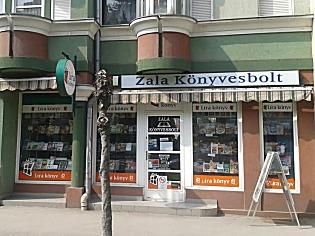 Zala L�ra K�nyvesbolt